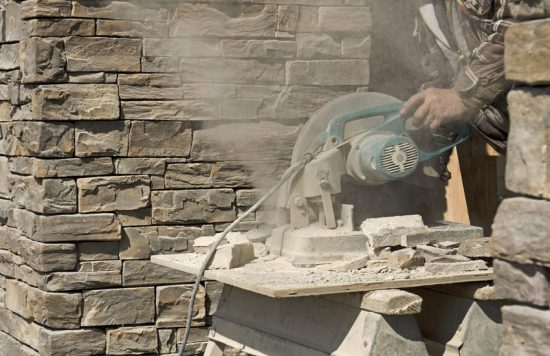 Residential services - masonry