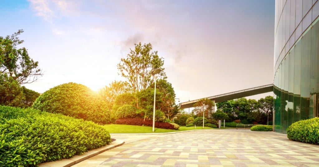 Great Business Benefits of Commercial Landscaping and Grounds Maintenance Services