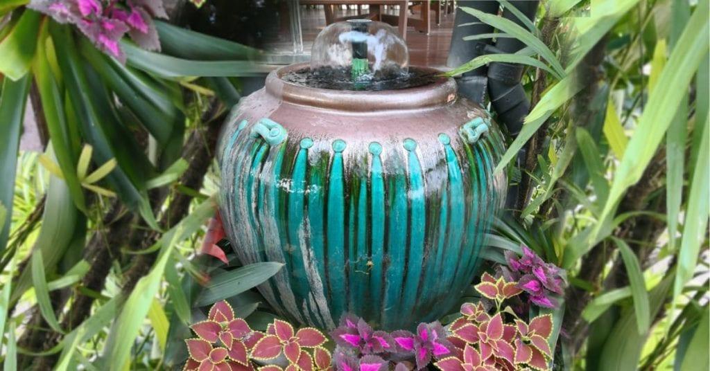 DIY Flower Pot Fountains, Build a Fun Water Garden