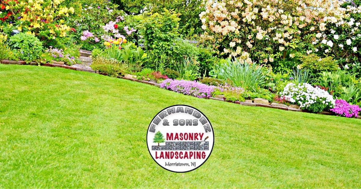 Morristown Landscaping: Landscape Design Plans and Maintenance