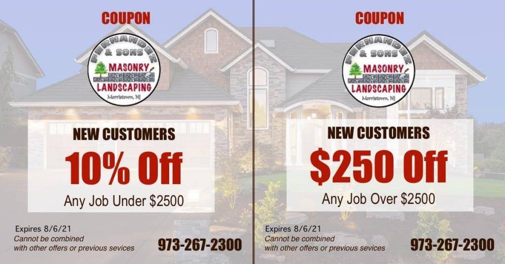 New Customer Discount expiring 8/6/21