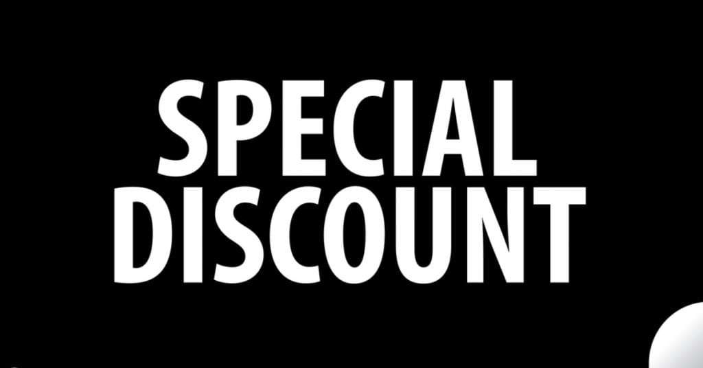 New Customers Discount Coupon