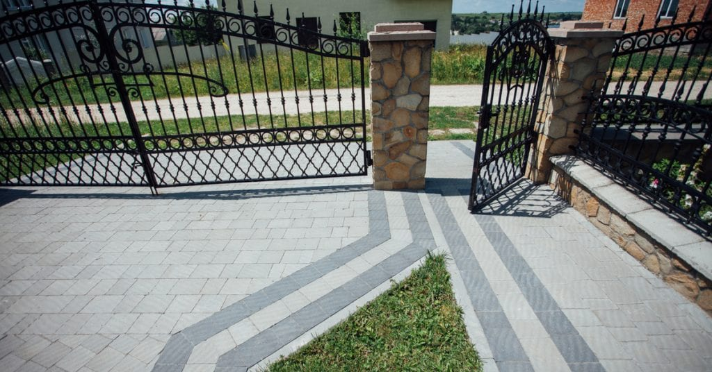 4 Hardscaping Updates To Increase Curb Appeal, driveways