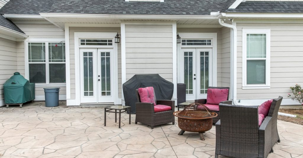 4 Hardscaping Updates To Increase Curb Appeal, patio, decks