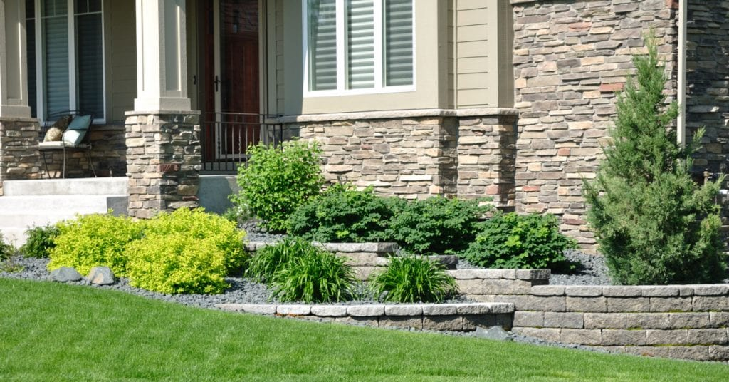 4 Types of Retaining Walls, Ideas and More